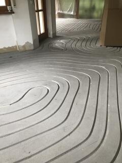 Fußbodenheizung-Die Fußbodenfräse: Schnell, staubfrei und günstig